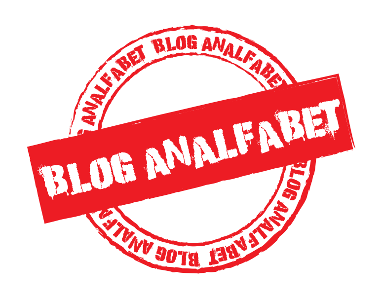 Blog analfabet Red