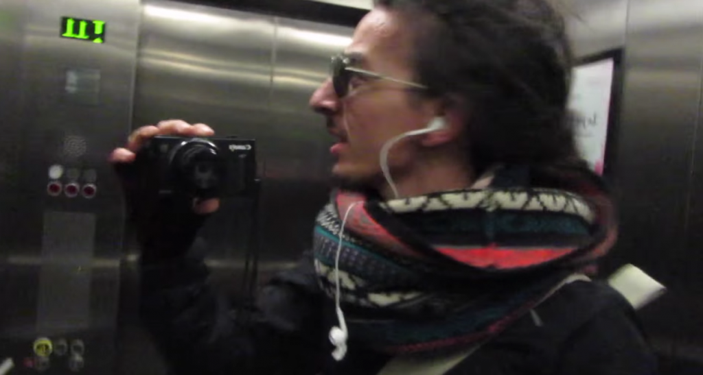 Viața în lift