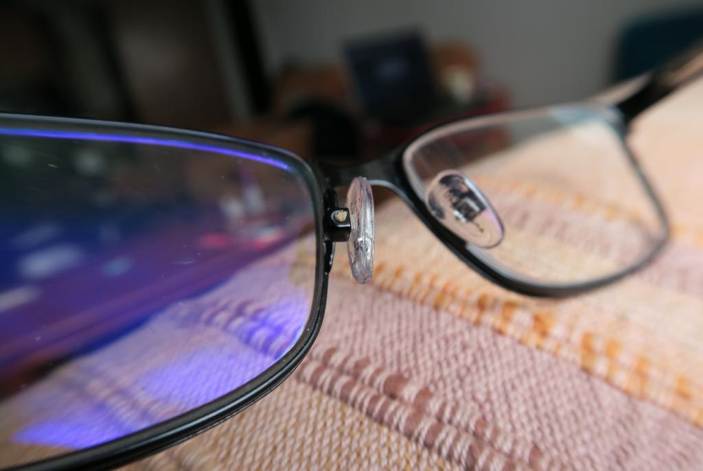 Cum să-ți repari ochelarii