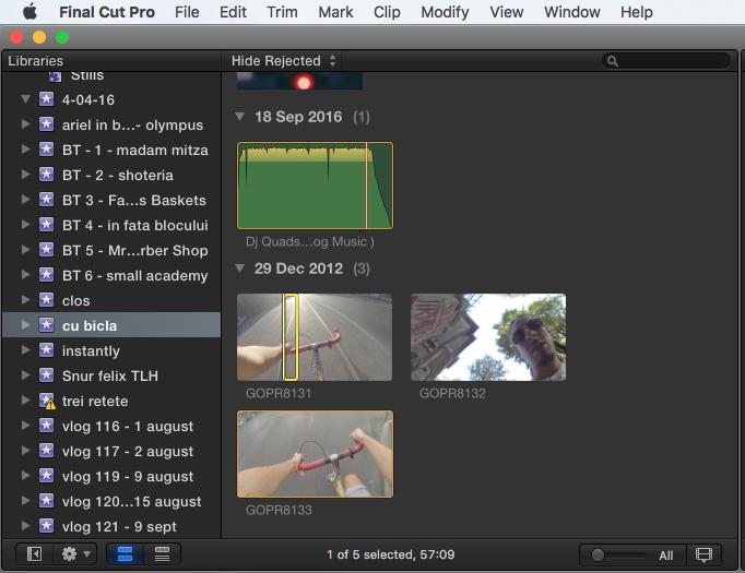 Dacă vrei să începi să editezi video