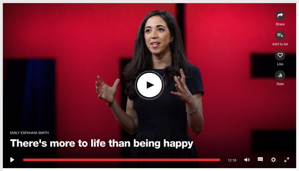 Ce este fericirea? În 12 minute geniale.
