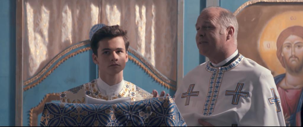 Un pas în urma serafimilor - film bun românesc