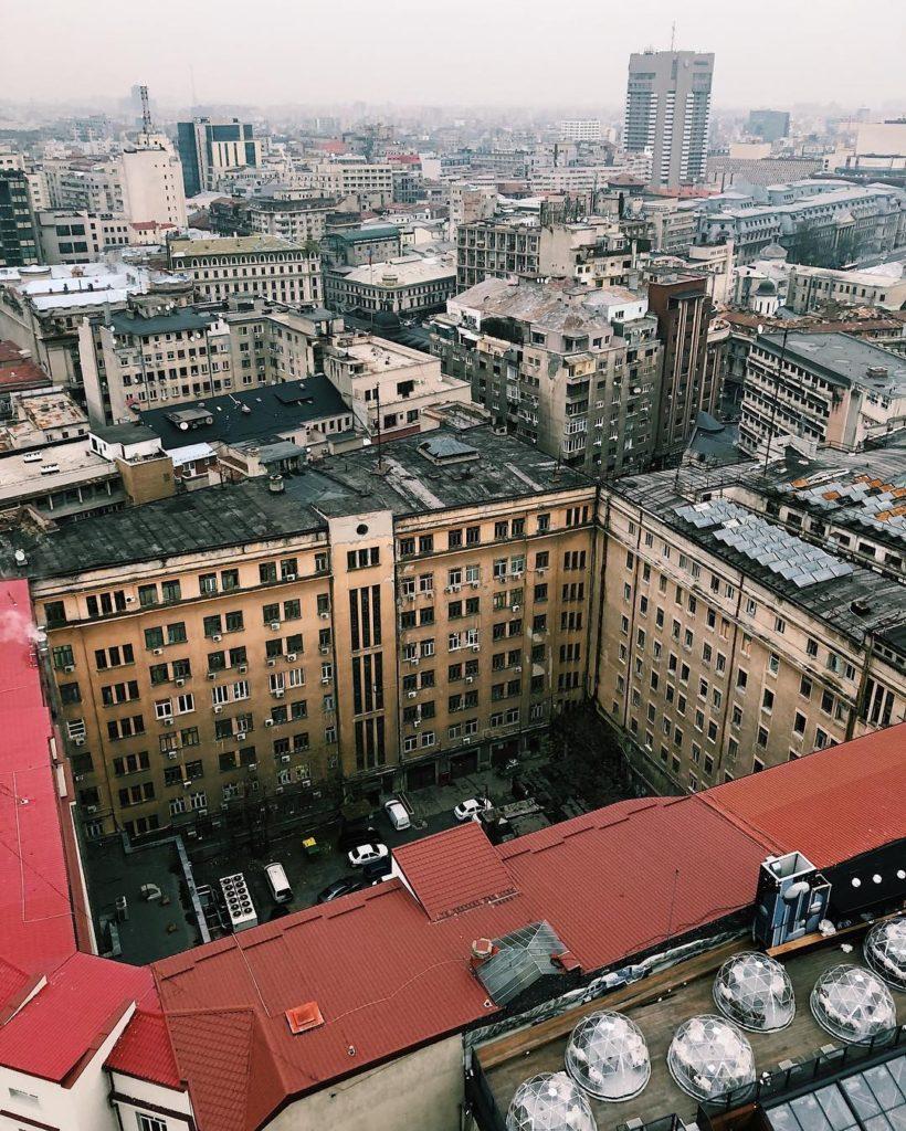 Bucureștiul de sus